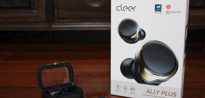 最新降噪耳機首選|開箱Cleer Ally Plus真無線藍牙耳機