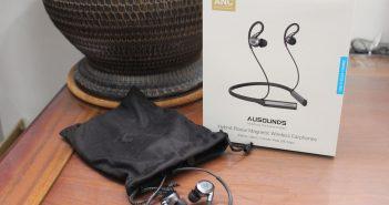 Ausounds AU-Flex ANC 主動降噪頸掛式藍牙耳機