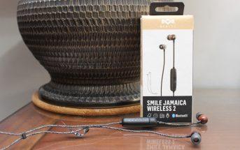 Marley Smile Jamaica 2 藍牙耳機