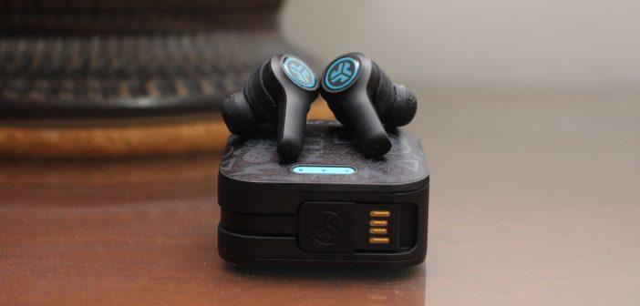 手遊玩家必備低延遲遊戲耳機|開箱JLab JBuds Air Play真無線藍牙耳機